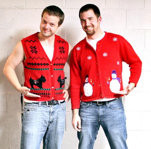 Tøjbranchens tilgang til en billig julesweater